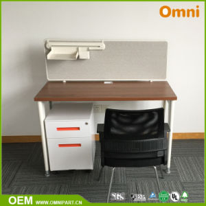 Modern Design Single Person Office Table pictures & photos