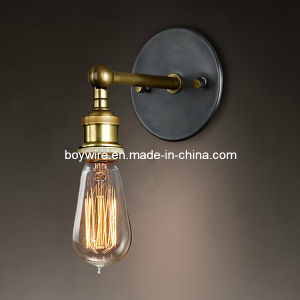 Retro Industrial Wall Lamp Copper Lampholder pictures & photos
