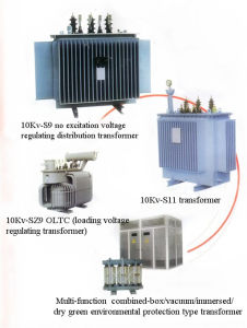 S9 S11 Series Power Transformer
