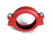 Ductile Iron or Cast Iron Shoulder Coupling pictures & photos