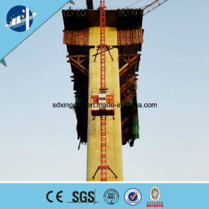 Construction Hoist Platform/Building Material Hoist Customized Design OEM pictures & photos