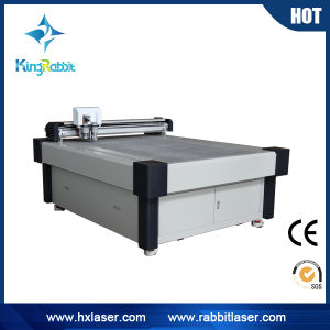 Leather Production CE Machine CNC Leather Cutting Table pictures & photos