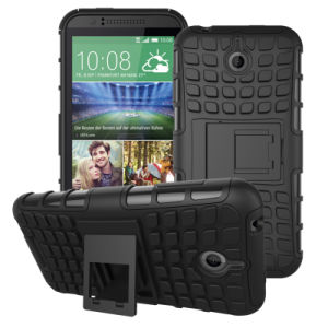 High Quality Combo Stand Phone Case for HTC Desire 510