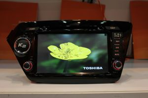 Double DIN Car DVD GPS for KIA K2 (TS8762)