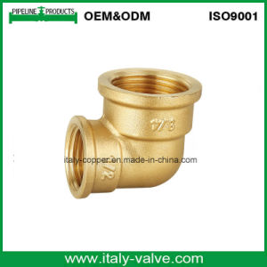 OEM&ODM Compression Female Brass Elbow/Pex Elbow (AV-BF-7018) pictures & photos