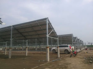 Light Complementary Type of Agriculture Greenhouse Photovoltaic Support pictures & photos