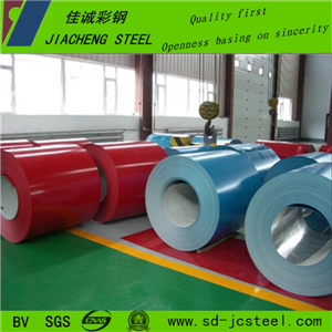 Best Price PPGI Coil as Construction Material
