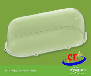 High Quality Polycarbonate (PC) Machine Cover