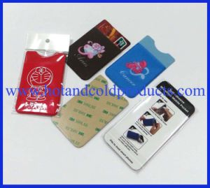 Mobile Phone Accessory Gift, Microfiber Card Holder