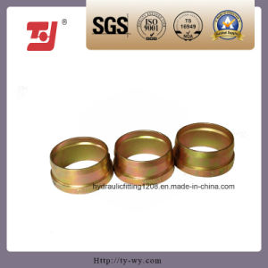 Stainless Steel 304, 316, 316L Hydraulic Fitting Cutting Ring