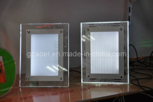 LED Crystal Photo Frame