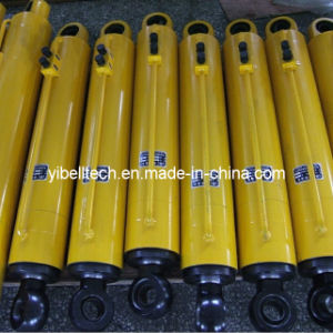 New Designed Single Acting Dump Truck Hydraulic Piston Cylinder for Trailer pictures & photos