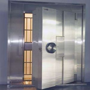 Factory Outlets Fanancial Interests Bank Security Vault Door/Safe pictures & photos