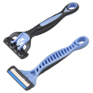 Triple Blade Disposable Shaving Razor with Best Price pictures & photos