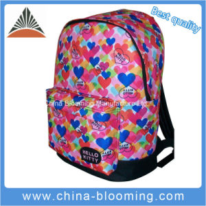 Lovely Hello Kitty Satchel Back to School Bag Student Backpack pictures & photos