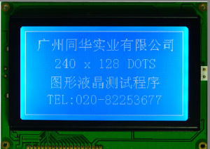 240X128 Graphic LCD Display with T6963c Controller (TG240128A-07)
