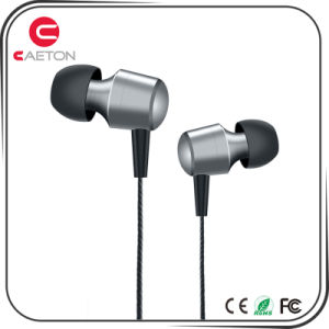 Good Quality HiFi Bass Earphone Metal Stereo Earphone