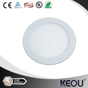 SAA UL 24W/25W Round/Circular Shape LED Panel Light for Hotel pictures & photos