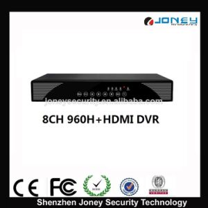 8CH H. 264 960h CCTV Standalone DVR pictures & photos