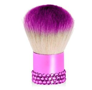 Purple Hanle Nylon Hair Kabuki Brush Jdk-K958