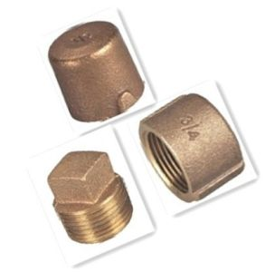 2015 Lead Free Bronze Cap in Plumbling pictures & photos