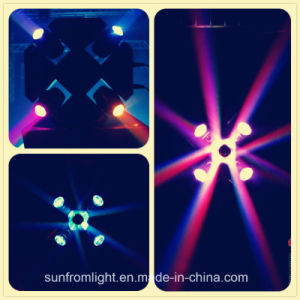 4 Heads Strrong Beam Effect LED Light LED Moving Head pictures & photos