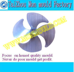 Plastic Injection Industrial Pump Impeller Mould