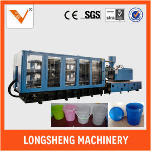 Injection Moulding Machine for Plastic Bucket pictures & photos
