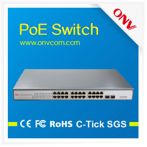 Good Quality 24-Port Gigabit Power Over Ethernet Switch
