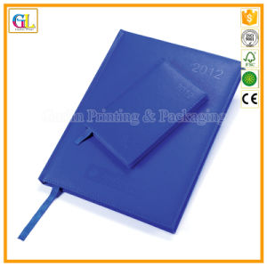 China Leather Notebook Printing Service Supplier