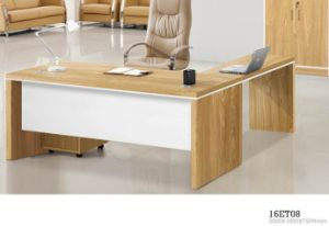 Office Furniture Executive Desk Table With Cabinet
