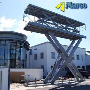 Hydraulic Stage Lift