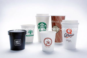 Cheap and Good Quality China Paper Cup Making Machine pictures & photos