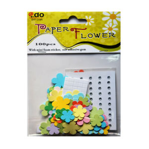Mini Paper Flower Diy Set For Card Making Pfds 2