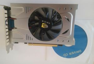 Brand New Geforce 9800gt DDR3 PCI E 1024 MB Graphic Card Video With HDMI