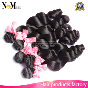 Loose Wave Brazilian Vigin Hair New Arrival (QB-BVRH-LW) pictures & photos