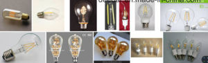 LED Glass Bulb Parts pictures & photos