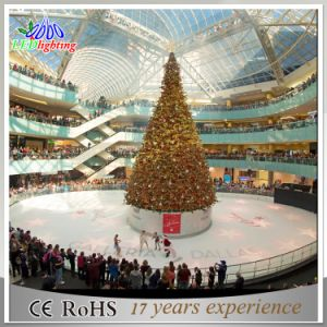 Commercial Display 5m to 30m Giant Artificial Christmas Trees Light