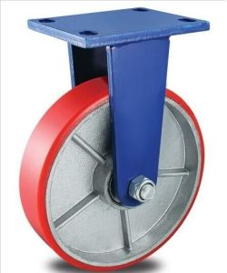 PU Wheel Heavy Duty Caster Wheel pictures & photos