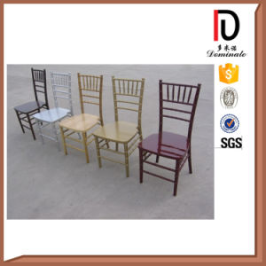 High Quality The Classic Gold White Beech Wood Tiffany Chiavari Chair for Dining (BR-C095) pictures & photos
