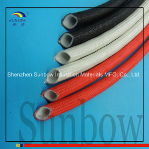 Inner Silicone Rubber & Outer Fiberglass Sleeving pictures & photos