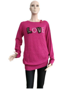 Ladies Fashion Sweater Spring Long Sleeves