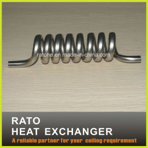 ISO9001 High Quality Spring Coil for Heat Exchanger