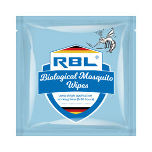 Rbl Biological Mosquito Wipes Bio-Degreaser Natural Seven