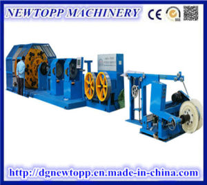 High Quality China Cage-Type Cross Stranding Machine pictures & photos