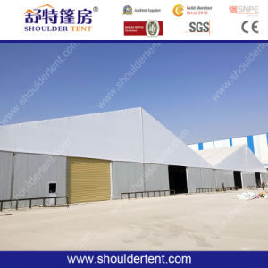 Warehouse Tent with Steel Sandwich Panels Storage pictures & photos