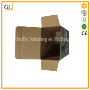Cosmetic Packaging Gift Paper Box Colored Corrugated Boxes pictures & photos