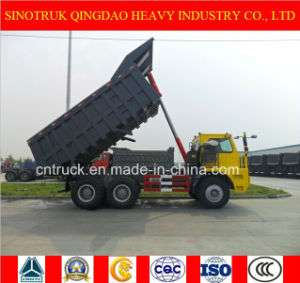 Sinotruk HOWO Brand 70 Tons Mining Dumper Truck and Dump Truck pictures & photos