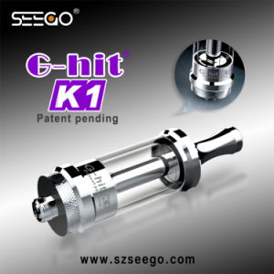 New Fashion G-Hit K1 EGO Vaporizer with Glass Tank pictures & photos