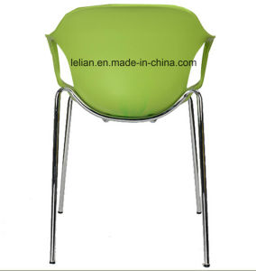 Lola Outdoor Stacking Arm Chair in Varity Color (LL-0048B) pictures & photos